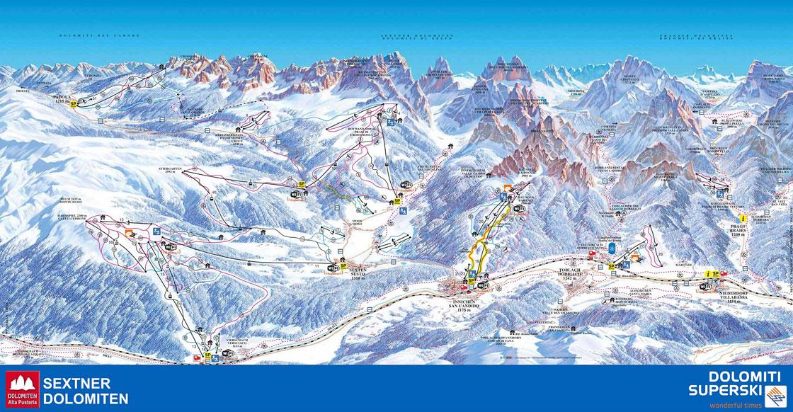 Tre Cime Dolomiti (270K)
